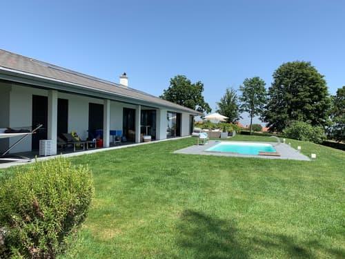 Villa contemporaine de 7 pièces