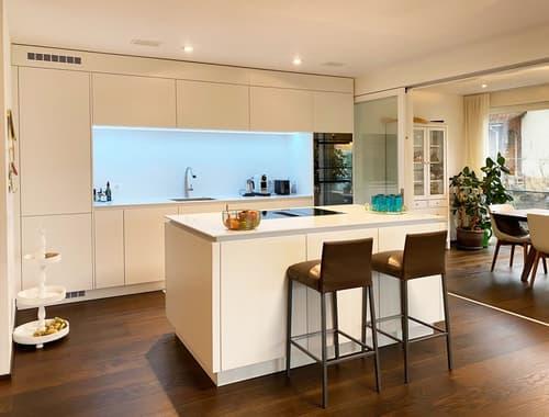 Stilvolle 5.5-Zimmer-Gartenwohnung an bevorzugter Lage