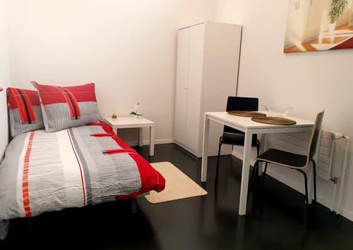 modernes Zimmer in Winterthur
