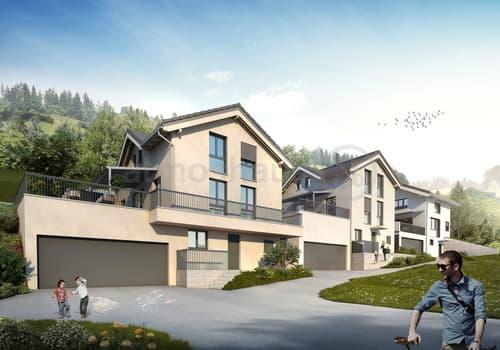 Letzte Gelegenheit - Neubauprojekt mit wundervoller Bergsicht (1)