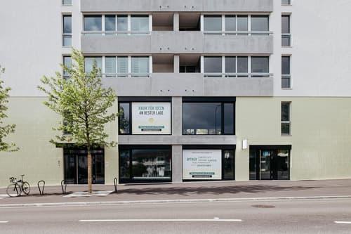 Gewerbe-/Verkaufsfläche 6 (106 m2)