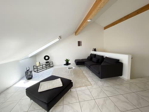Attraktive 4-Zimmer-Maisonettewohnung mit Einstellhallenplatz