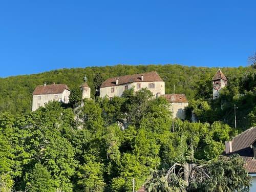 Burg Nordseite