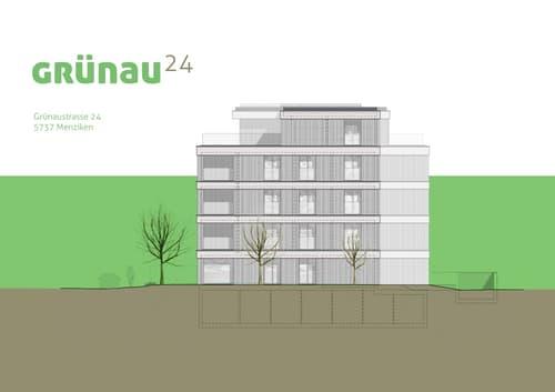 Baubeschrieb – 1864 Neubau MFH (1)