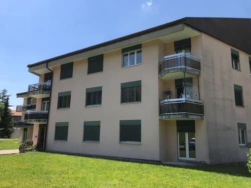 Appartement de 3,5 pièces au 1er étage à CHF 1450.00 charges comprises