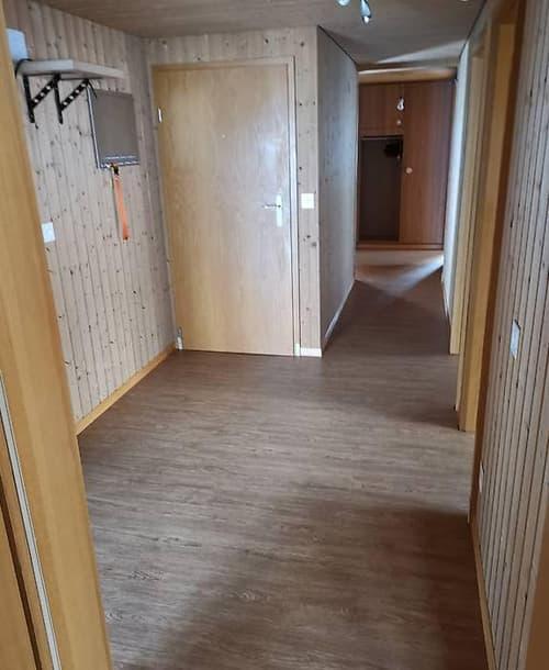 Sonnige/ruhige 5.5 Zimmerwohnung mit Seeblick