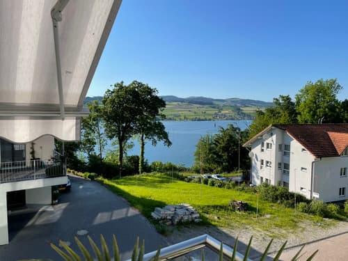 5,5 Zimmer-Eigentumswohnung mit wunderbarer Seesicht!