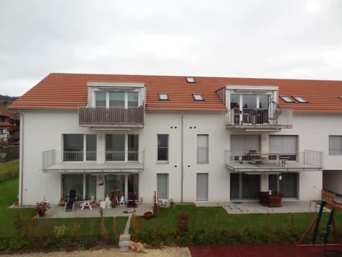 Moderne Wohnung mit Top Ausbau (1)