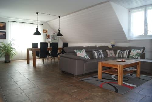 Wunderschöne, moderne 3.5 Zimmer Wohnung im Landhausstil (1)