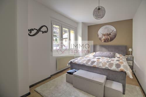 Appartement rénové et meublé aux Marécottes
