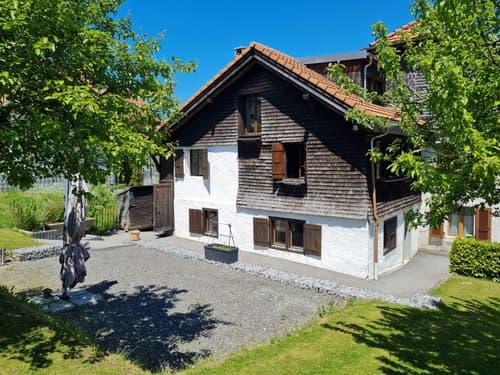 Charmante maison de village au Pâquier