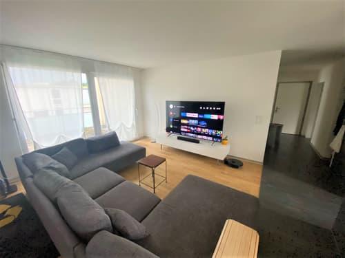 moderne 3.5 Zimmer-Attikawohnung in ruhiger Lage