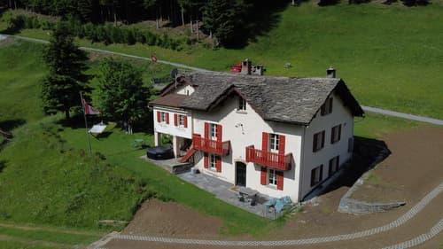 Casa di vacanza con giardino e vista aperta - 605