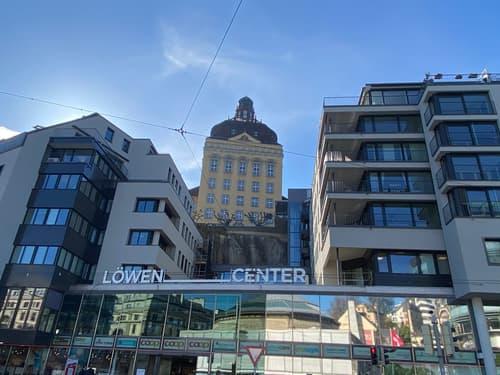 Ihre Praxis- / Büroräume im LöwenCenter Luzern