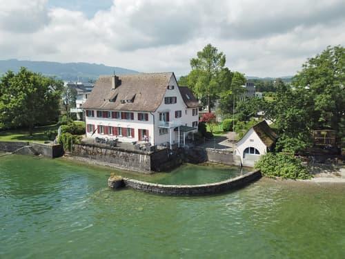 Villa direkt am See als repräsentativer Geschäfts- und/oder Wohnsitz (1)