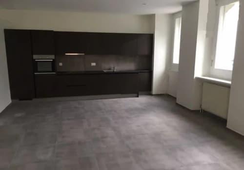 Kürzlich renovierte 2-Zimmer-Wohnung im Stadtzentrum