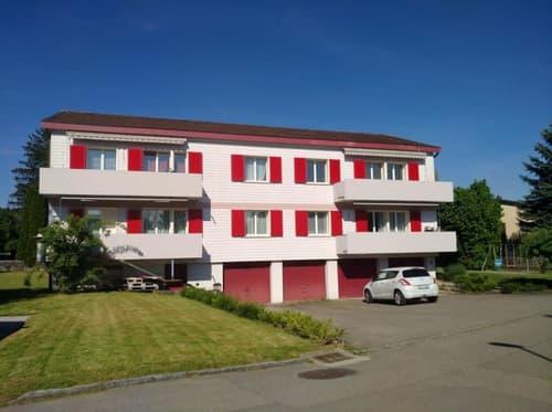 Schöne ruhige helle und gemütliche 3 - Zimmerwohnung im Grünen mit grossem Balkon gegen Süden