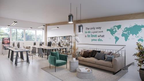 Bon plan à Ecublens! 50 halles à louer -Qualité & loyer très attractif