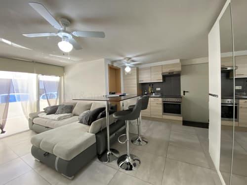 Appartement de 1 pièce au rez - Leytron