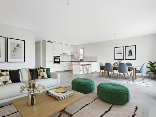 Treyvaux - Appartement neuf de 3.5 pièces