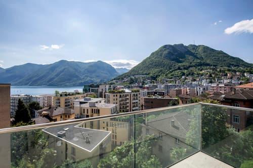 Loreto: Appartamento 3.5 locali con meravigliosa vista lago (1)