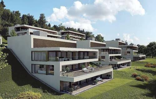 Terrassen Einfamilienhaus (rechts), Neubau 2023