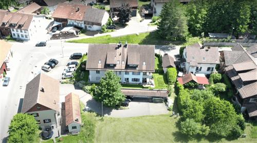 Charmante heimelige 4.5 Zimmer Dach-Maisonettewohnung