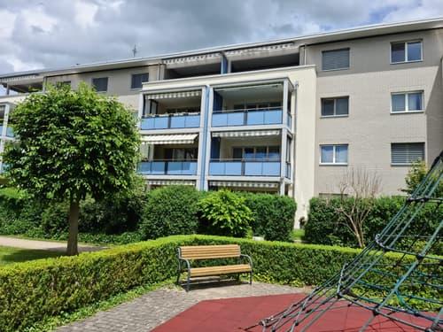 Schöne 3 1/2 Wohnung mit Balkon (1)