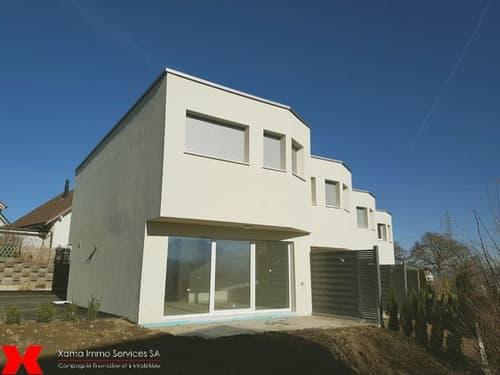 Villa contigüe de 4,5 pièces, avec terrasse