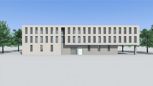Stabile artiginale-industriale di nuova costruzione
