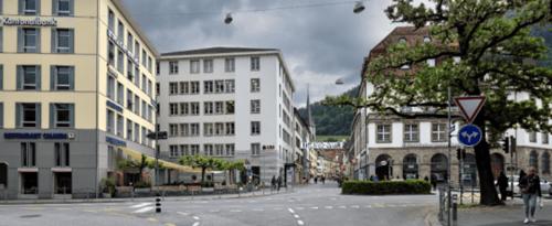 Freie Büro-/Gewerbeflächen im Herzen von Chur