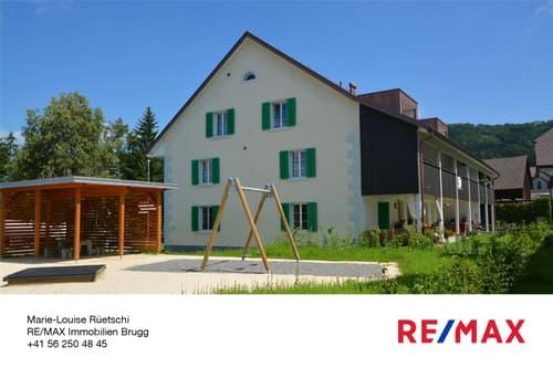 Dorf-Mitti: Neue Wohnung mit riesigem Balkon