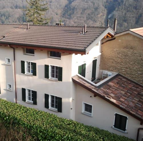 Casa nel nucleo di Barbengo (Lugano)
