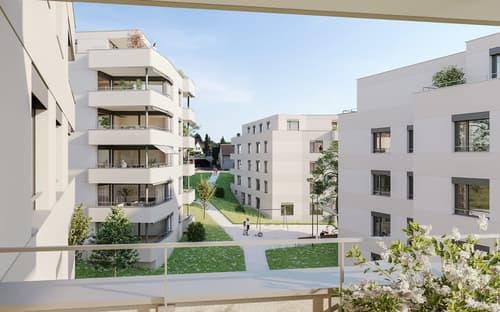 """3 ½ Zimmer Wohnung Neubau """"Im Chern"""" B-2"""