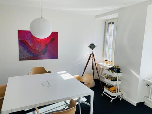 Büro- oder Praxisräume zentral in der Vorstadt von Frauenfeld