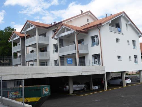 FARVAGNY - 4,5 pièces au 1er étage