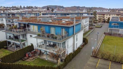Lichtdurchflutete Eigentumswohnung mit Balkon