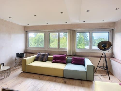 Charmant appartement lumineux de 51 m2 entièrement rénové à Genève