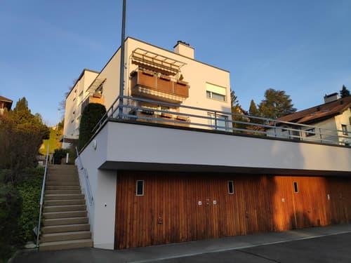 Dachwohnung in Kilchberg (1)