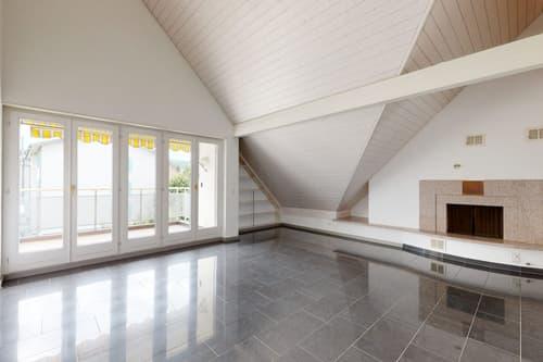 4.5 Zimmer Maisonette-Wohnung in Gehdistanz zum See