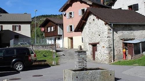 Casa unifamiliare nel grazioso nucleo di Andergia