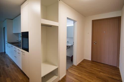 Erstbezug 2.5-Zimmer Wohnung mit toller Aussicht (1)