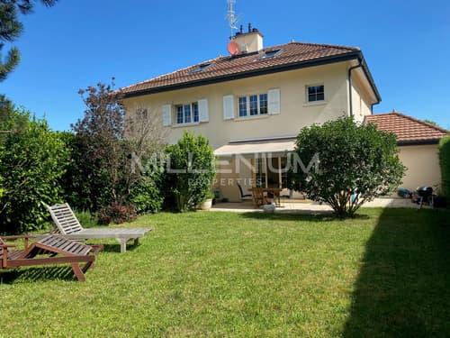 Villa 4 chambres vue sur le Salève à Veyrier