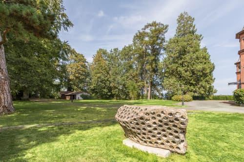 Exklusives Grundstück in parkähnlicher und historischer Umgebung