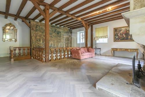 EN EXCLUSIVITE : Magnifique propriété vilageoise (1)