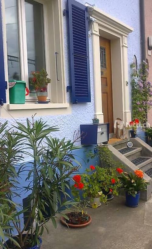 REFH mit Garten