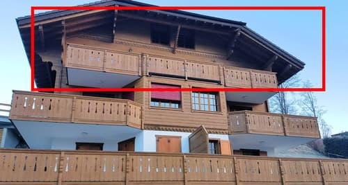 """Résidence """"Pollux"""" Appartement en Attique à louer de haut standing superbe vue panoramique."""