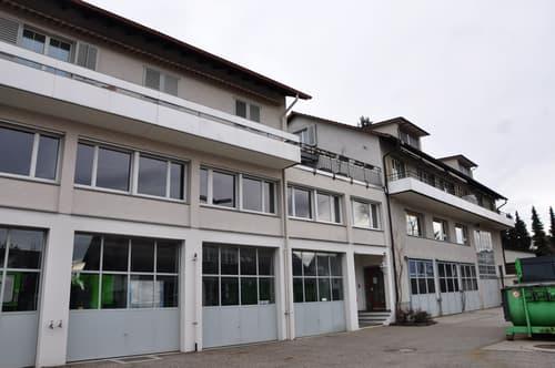 Möbliertes Büro mit Internet im Gewerbezentrum 34