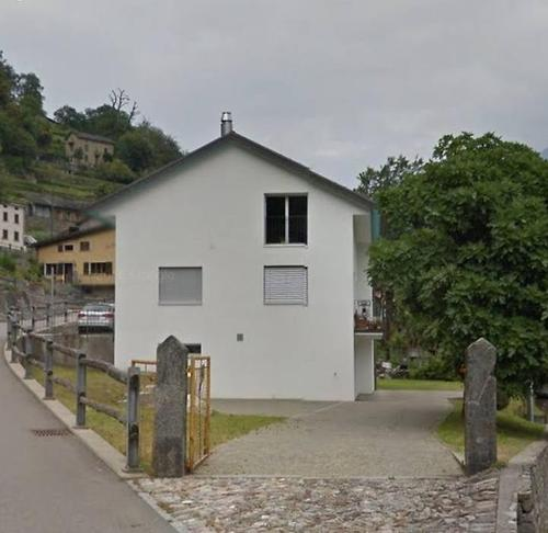 Wohnung in Verdabbio