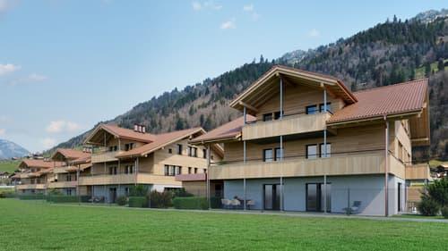 Neubauprojekt 2,5 Zimmer Ferien-Wohnung